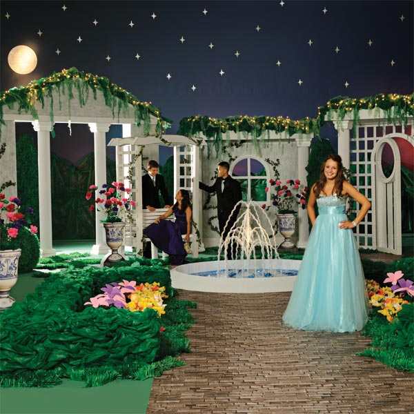 Themed Decor Make Your Dream Day A Reality